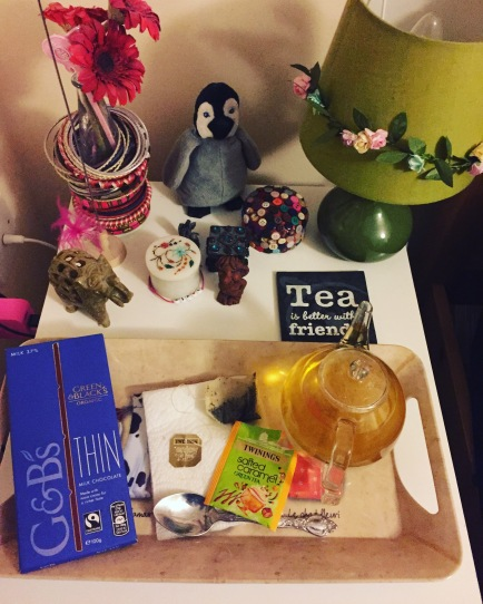 29 - Salted Caramel Green Tea